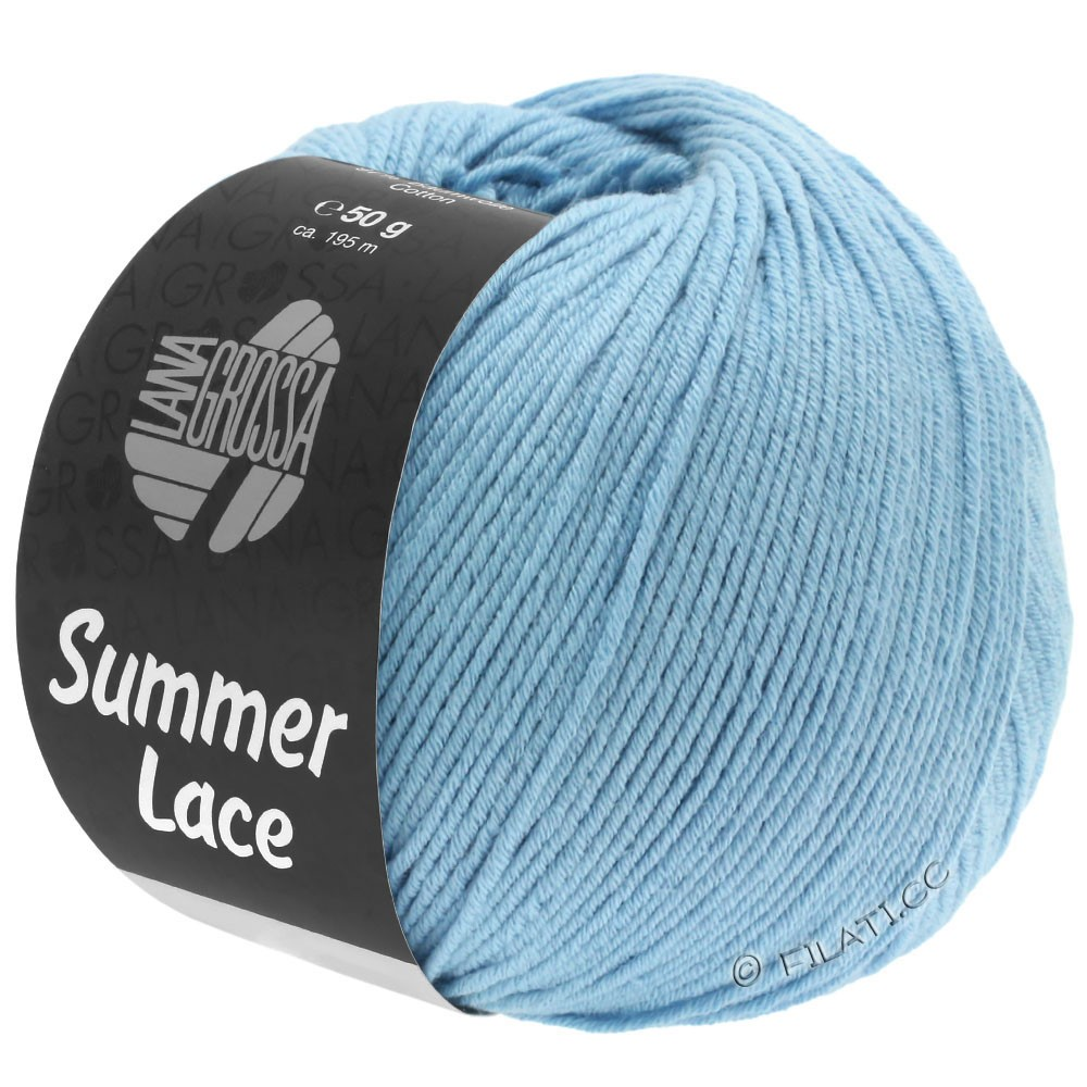 Lana Grossa SUMMER LACE | 06-light blue