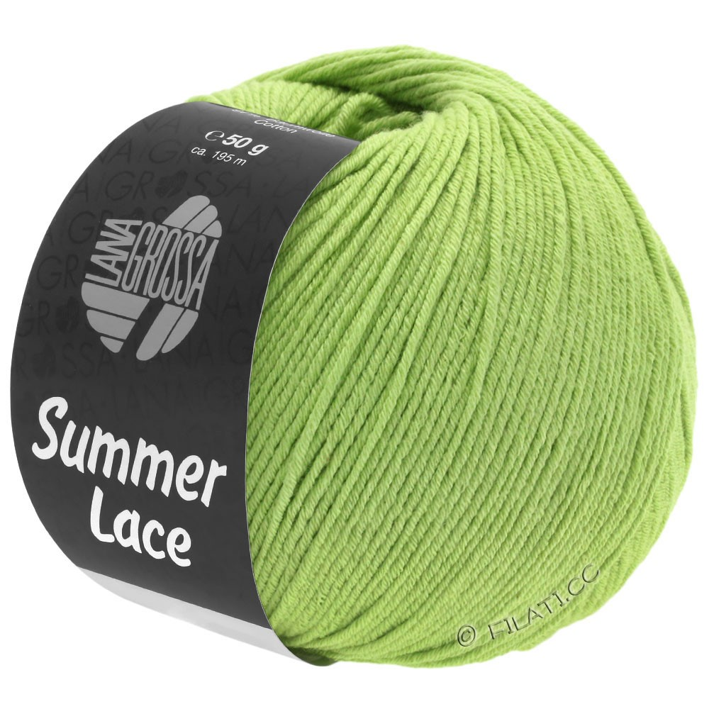 Lana Grossa SUMMER LACE | 10-light green