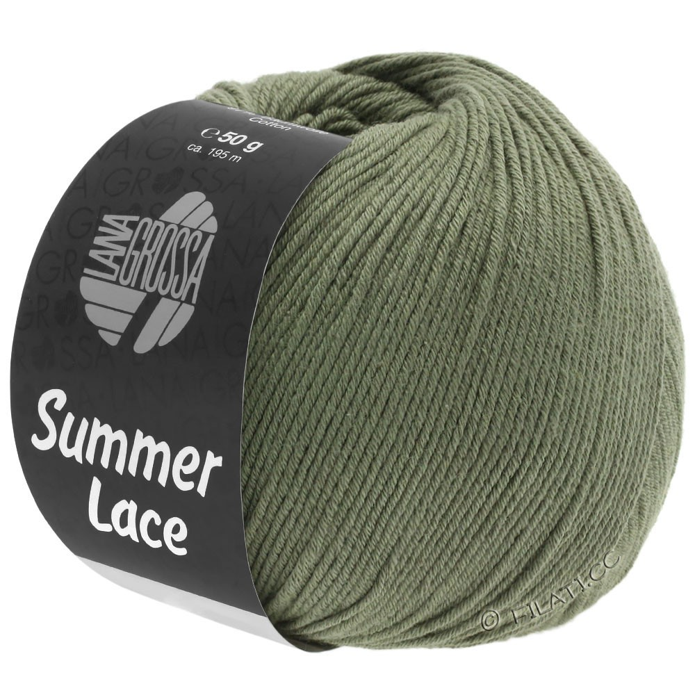 Lana Grossa SUMMER LACE | 11-khaki