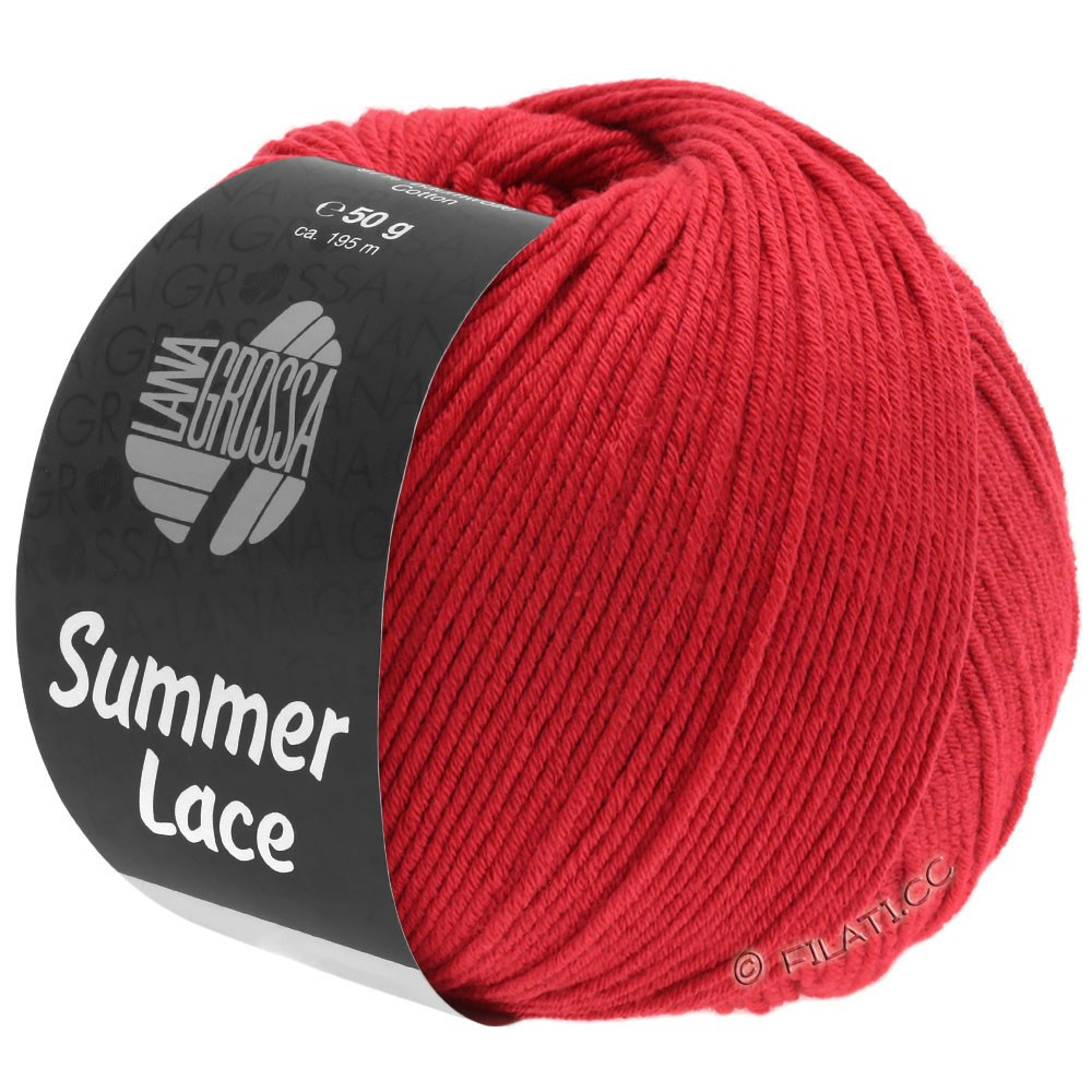 Lana Grossa SUMMER LACE | 12-red