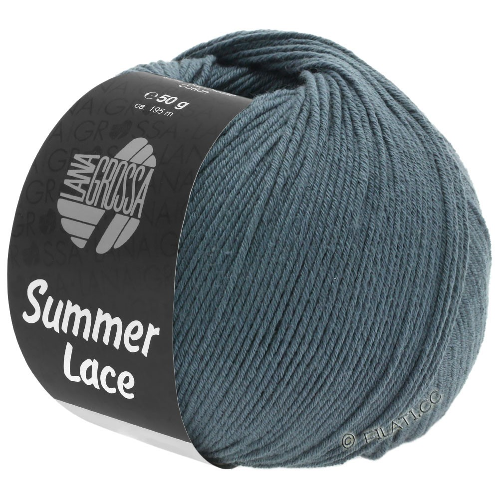 Lana Grossa SUMMER LACE | 13-slate