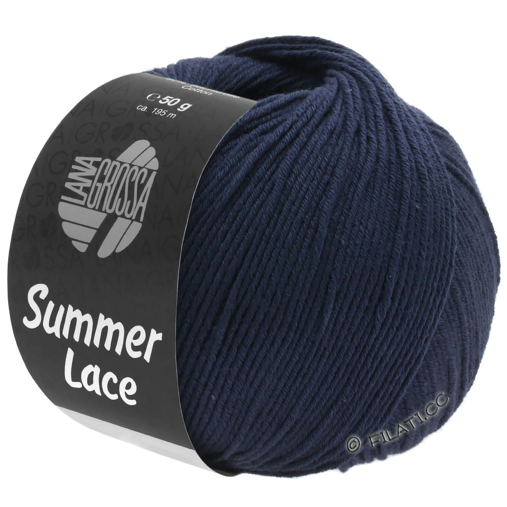 Lana Grossa SUMMER LACE | 15-night blue