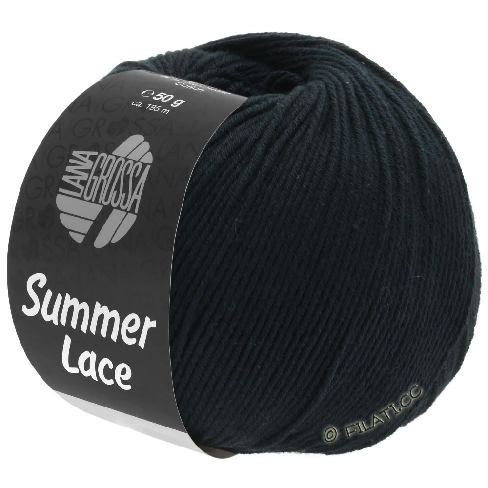Lana Grossa SUMMER LACE | 16-black