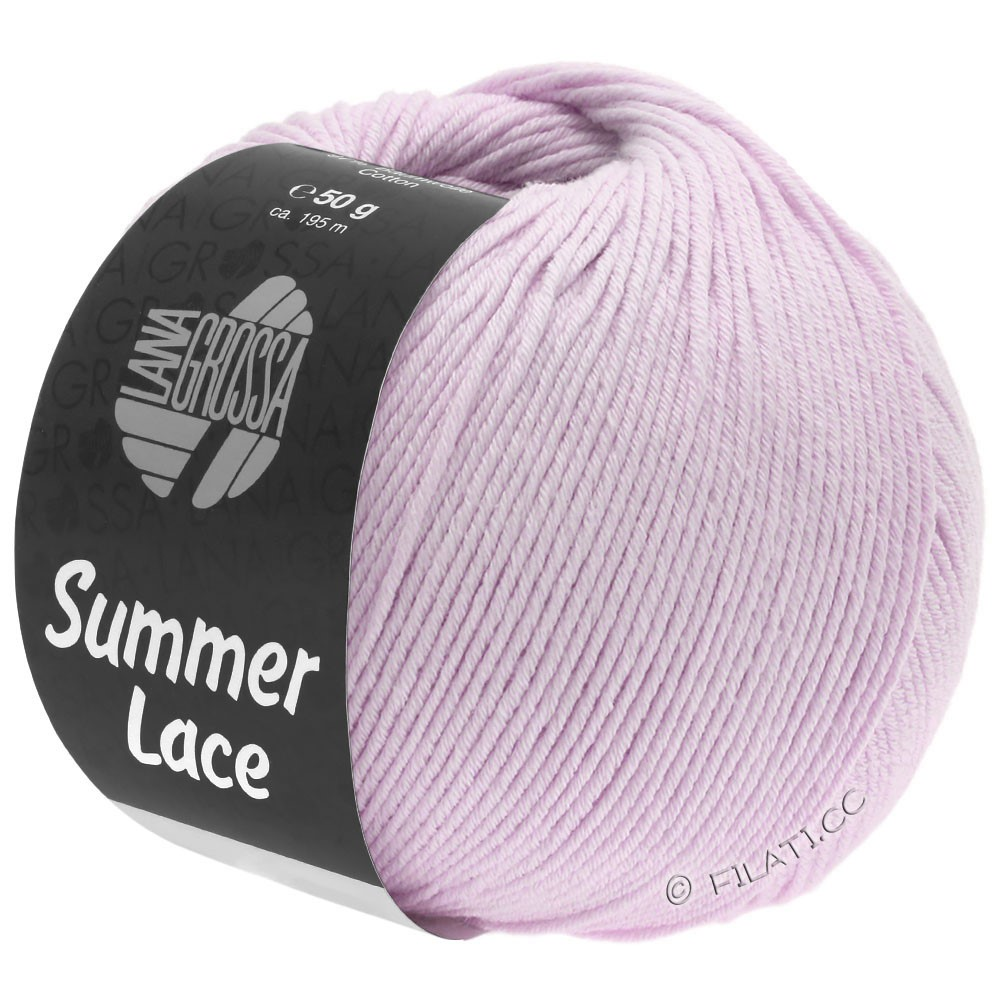 Lana Grossa SUMMER LACE | 20-subtle purple