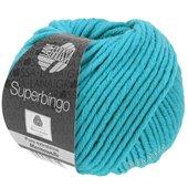 Lana Grossa SUPERBINGO uni/neon | 002-turquoise