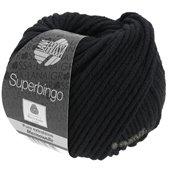 Lana Grossa SUPERBINGO uni/neon   008-black