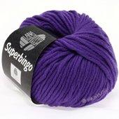Lana Grossa SUPERBINGO uni/neon | 031-blue violet