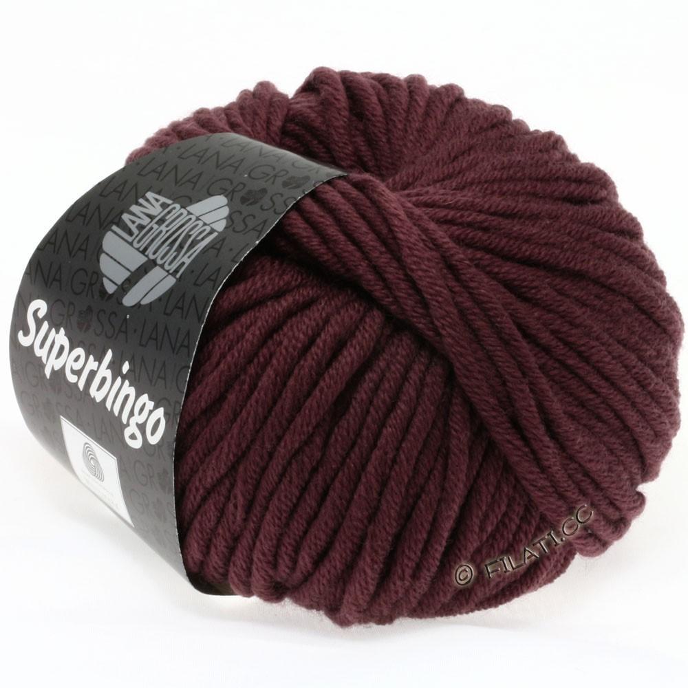 Lana Grossa SUPERBINGO uni/neon   032-dark rosewood
