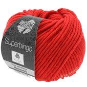 Lana Grossa SUPERBINGO uni/neon | 042-bright red