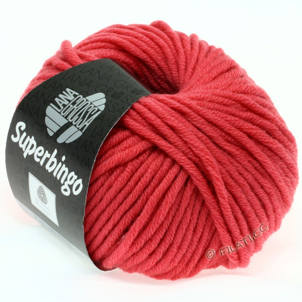 Lana Grossa SUPERBINGO uni | 046-light red