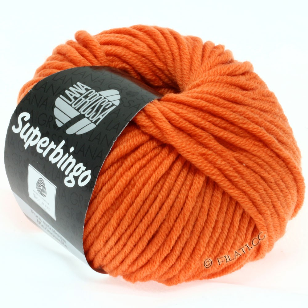 Lana Grossa SUPERBINGO uni/neon   050-pumpkin
