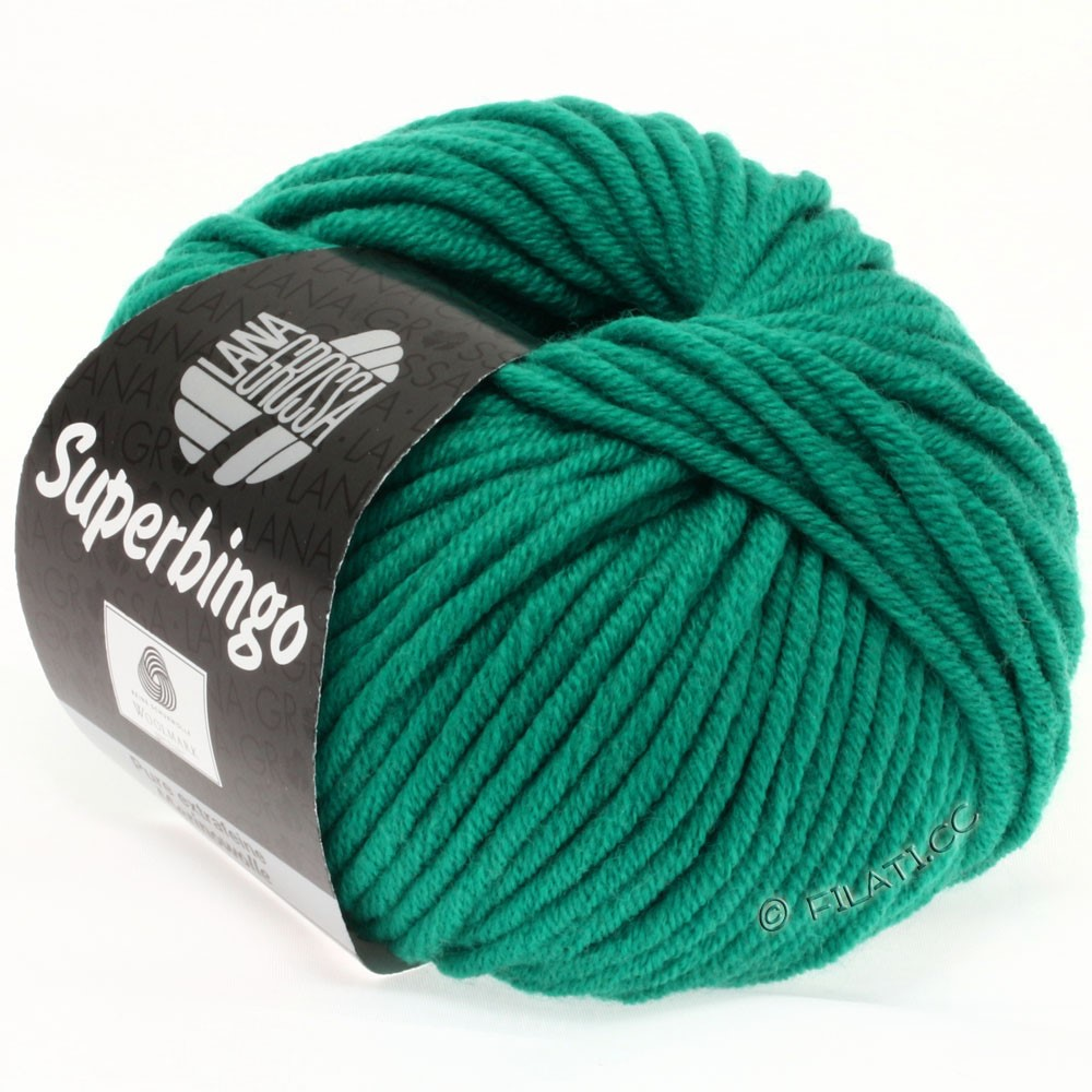 Lana Grossa SUPERBINGO uni/neon | 052-mint green