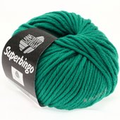 Lana Grossa SUPERBINGO uni/neon   052-menthe green