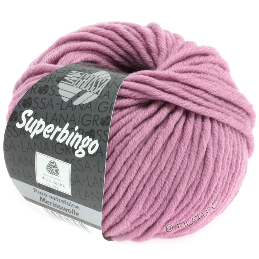 Lana Grossa SUPERBINGO Uni | 055-lilac