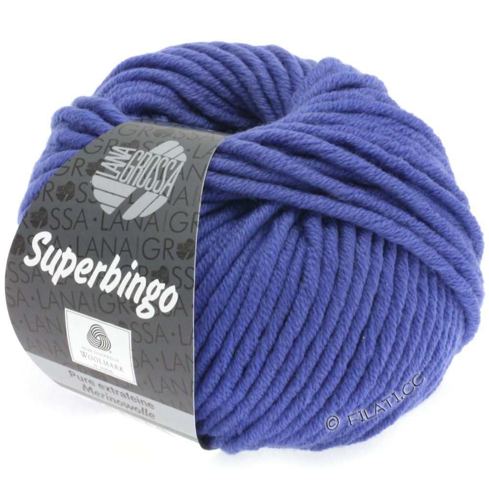 Lana Grossa SUPERBINGO Neon | 058-royal