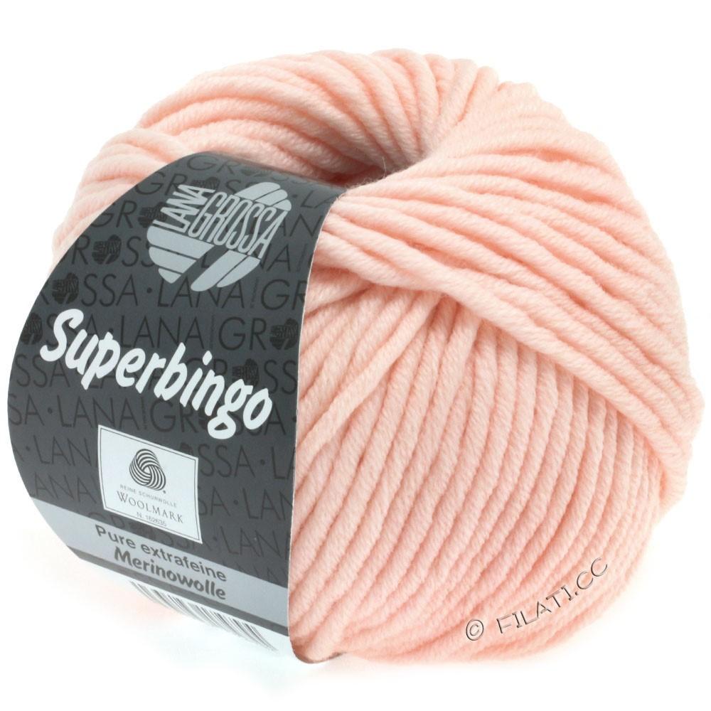 Lana Grossa SUPERBINGO Uni | 060-rosé