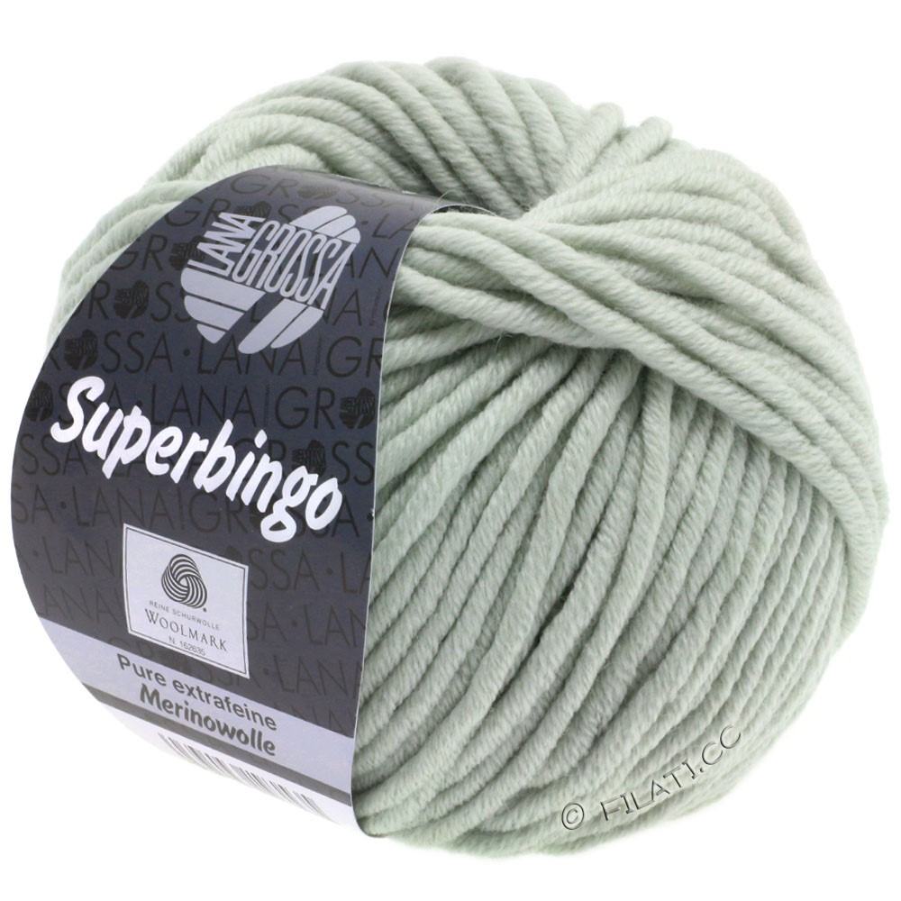 Lana Grossa SUPERBINGO | 061-green gray