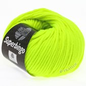 Lana Grossa SUPERBINGO uni/neon | 301-neon yellow
