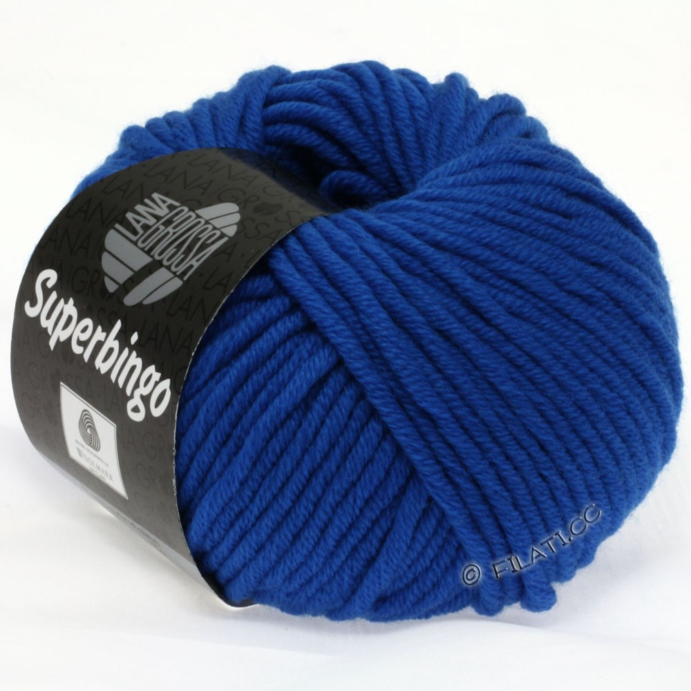 Lana Grossa SUPERBINGO Neon | 304-neon blue