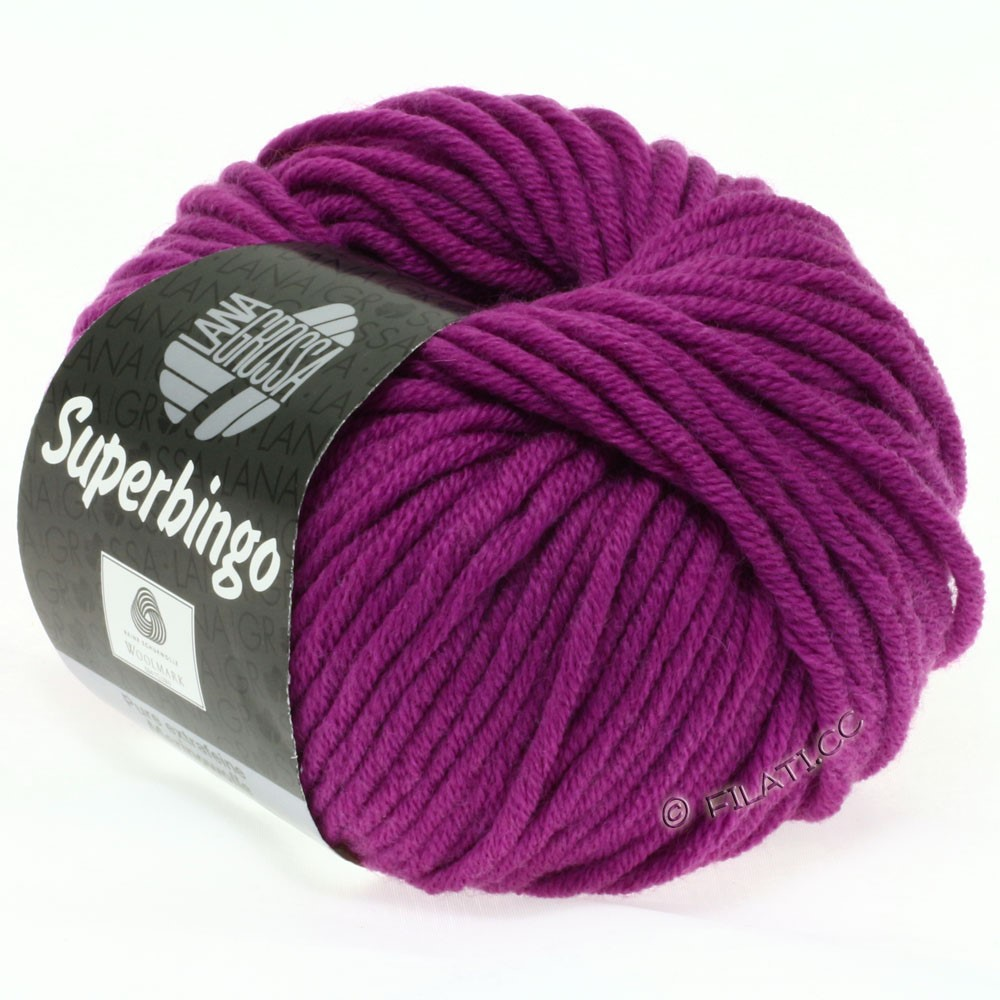 Lana Grossa SUPERBINGO | 305-neon violet