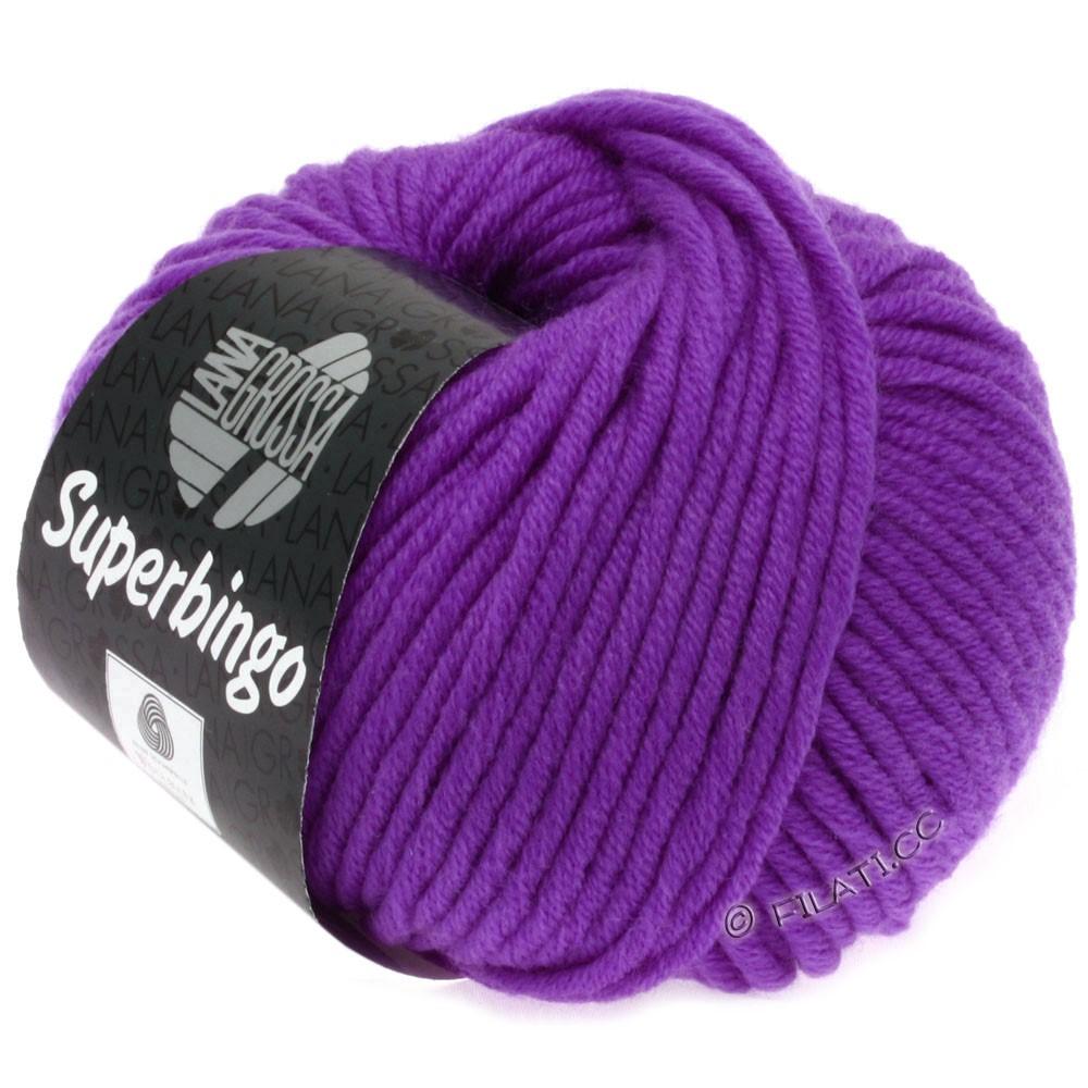 Lana Grossa SUPERBINGO uni/neon   310-neon violet