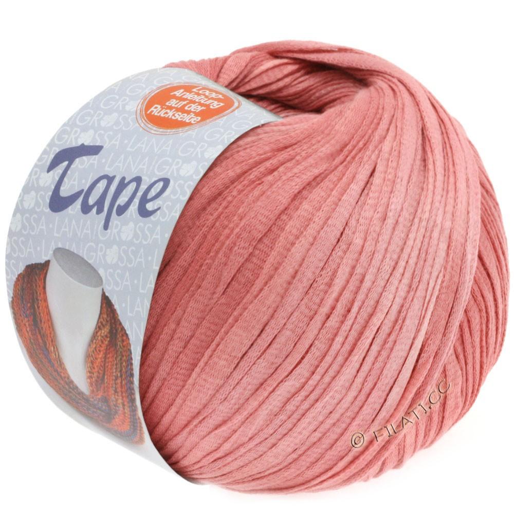 Lana Grossa TAPE (McWool) | 01-subtle rose/antique pink