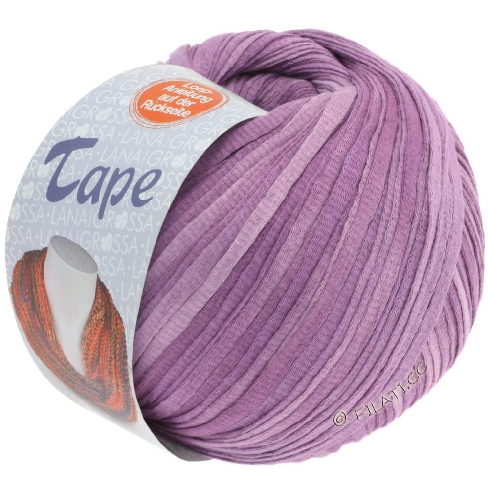 Lana Grossa TAPE (McWool) | 02-lilac/purple