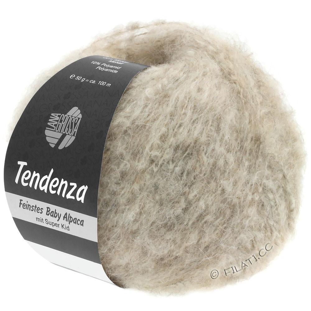 Lana Grossa TENDENZA | 001-beige/natural