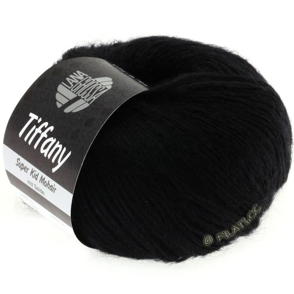 Lana Grossa TIFFANY   08-black