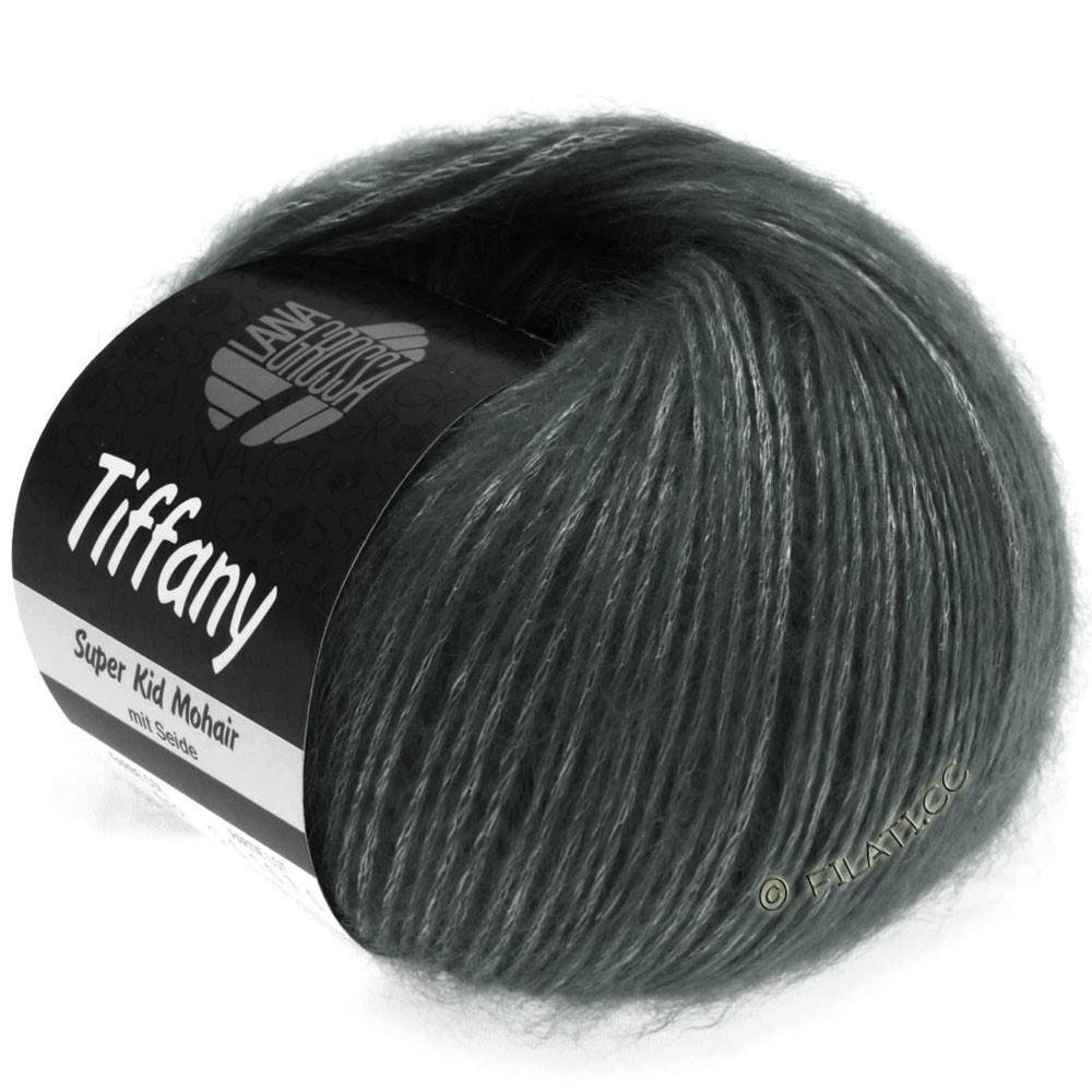 Lana Grossa TIFFANY   20-dark gray