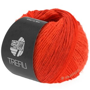 Lana Grossa TREFILI | 05-orange red/coral
