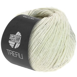 Lana Grossa TREFILI | 11-cream/light gray