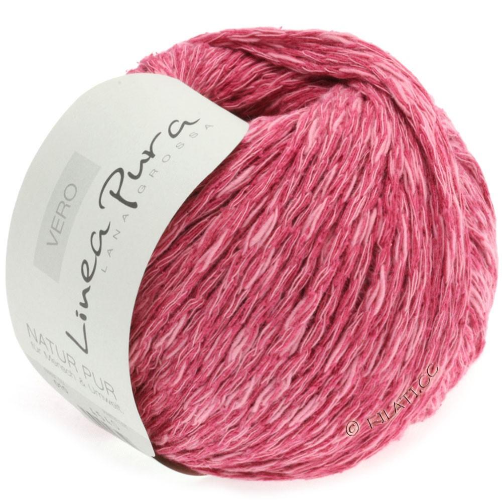 Lana Grossa VERO uni/print (Linea Pura) | 010-pink mottled