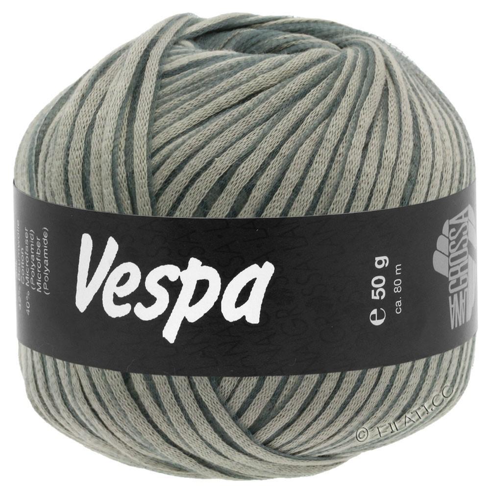 Lana Grossa VESPA   002-gray/blue gray