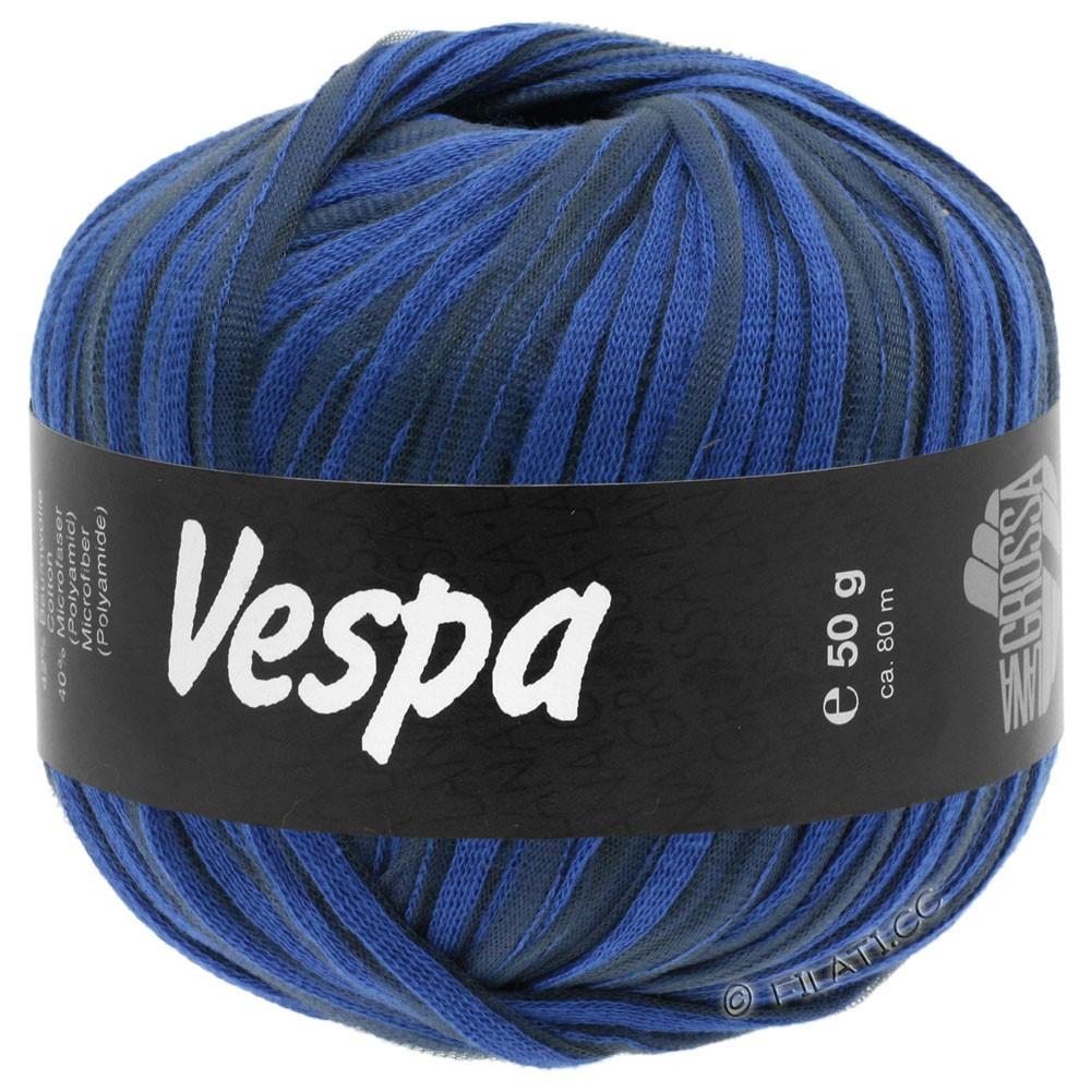 Lana Grossa VESPA | 011-blue/anthracite