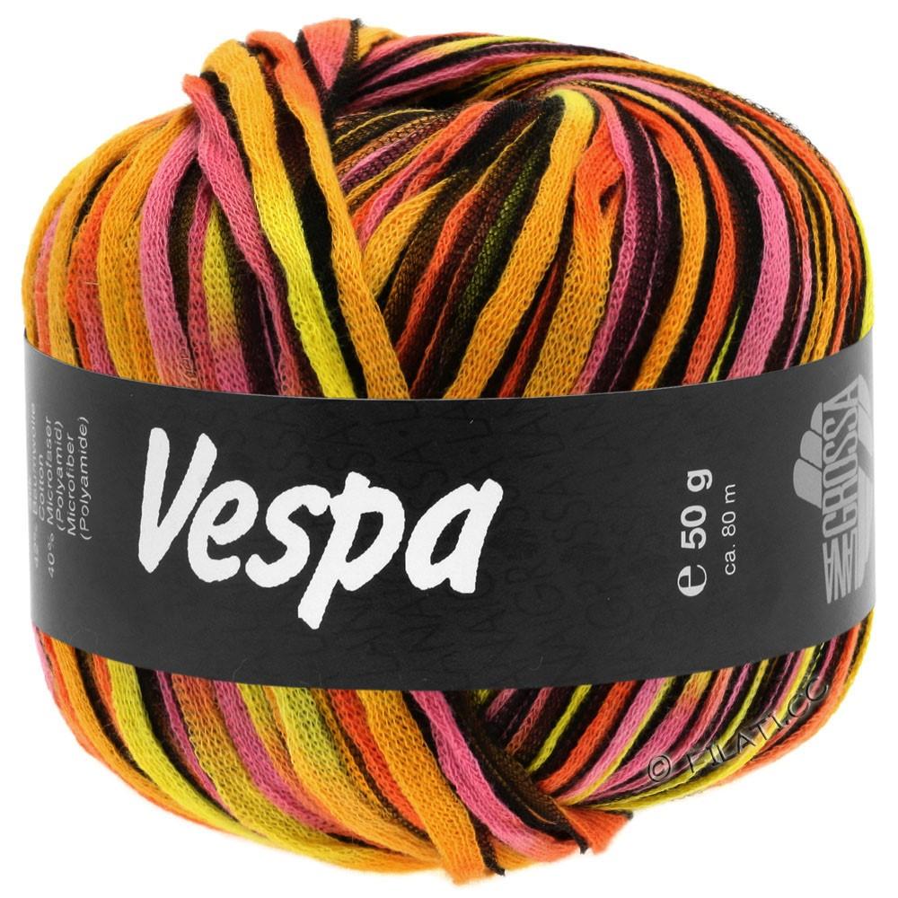 Lana Grossa VESPA | 101-yellow/orange/rose/black