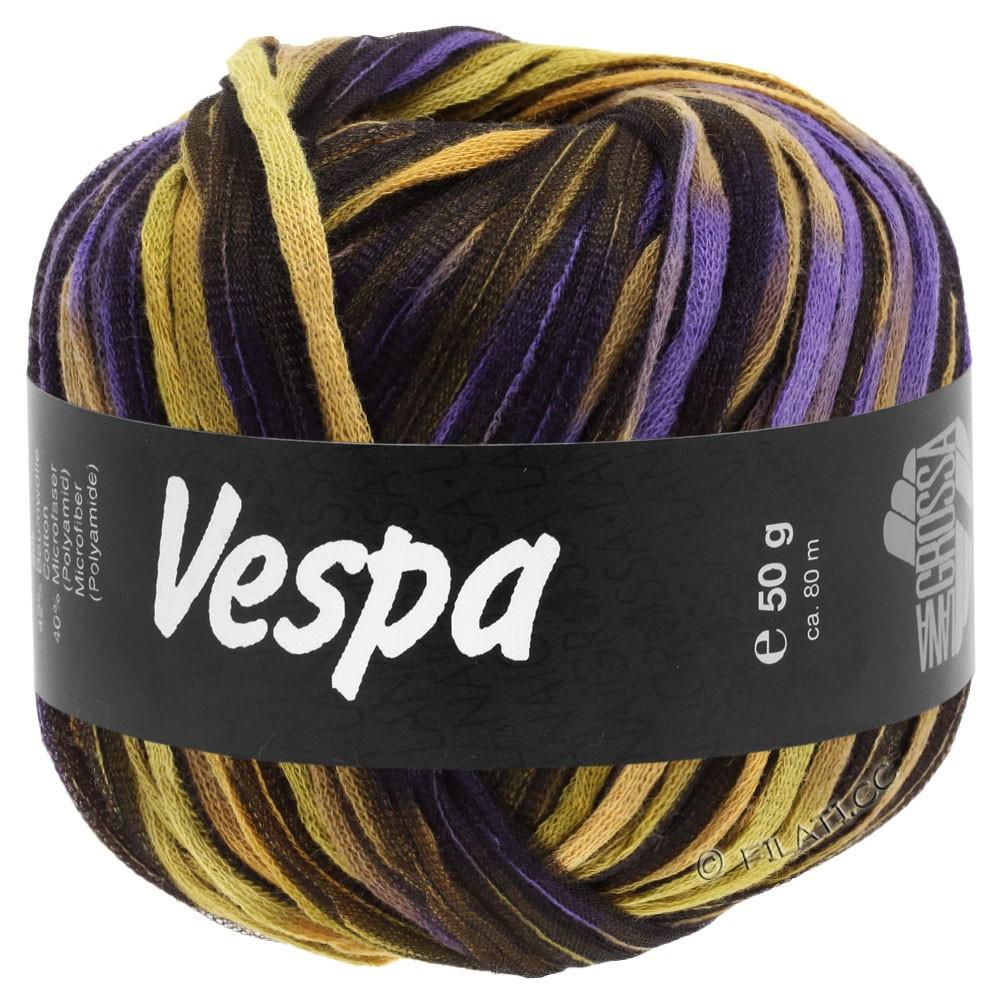 Lana Grossa VESPA | 106-beige/camel/purple/black
