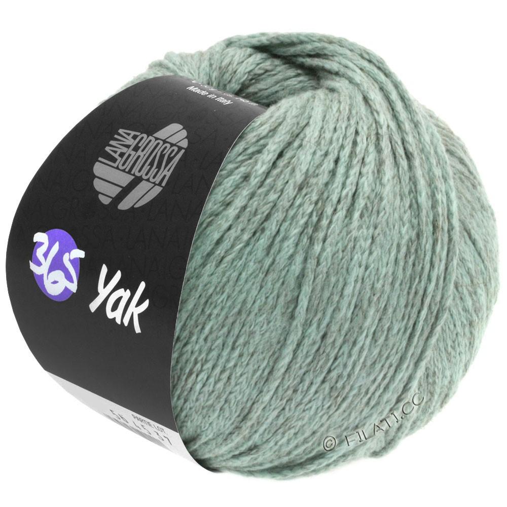 Lana Grossa 365 YAK | 09-mint/gray