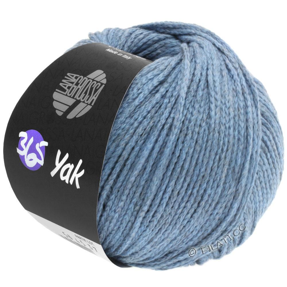 Lana Grossa 365 YAK | 10-jeans/gray