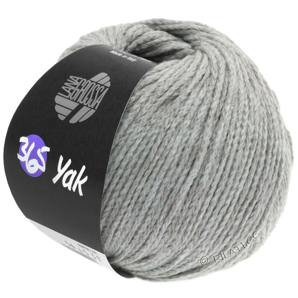Lana Grossa 365 YAK | 11-pearl gray