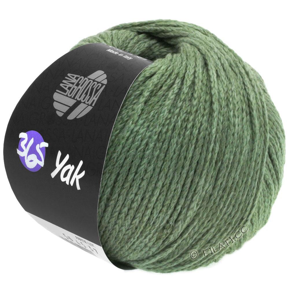 Lana Grossa 365 YAK | 15-reseda green