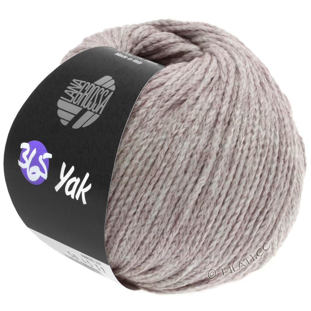 Lana Grossa 365 YAK | 18-lilac gray