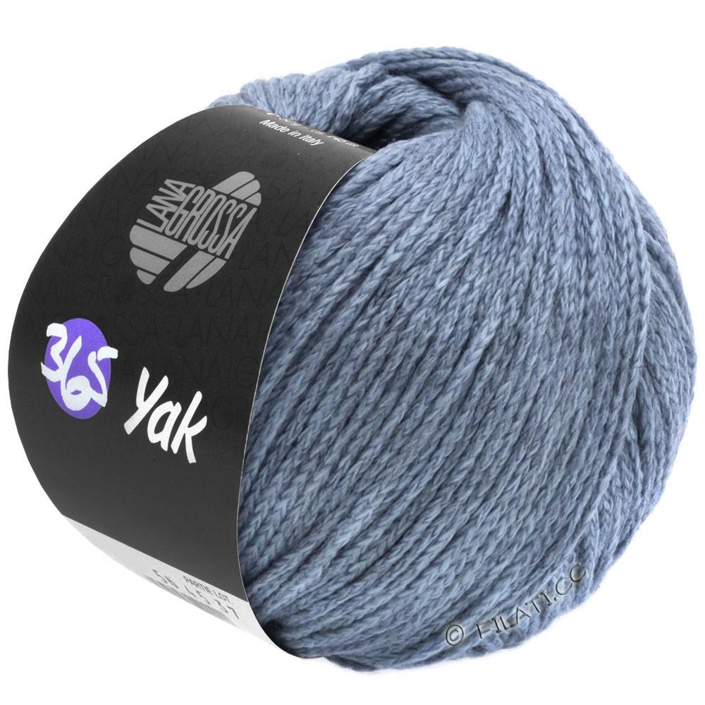 Lana Grossa 365 YAK | 22-pigeon blue/gray