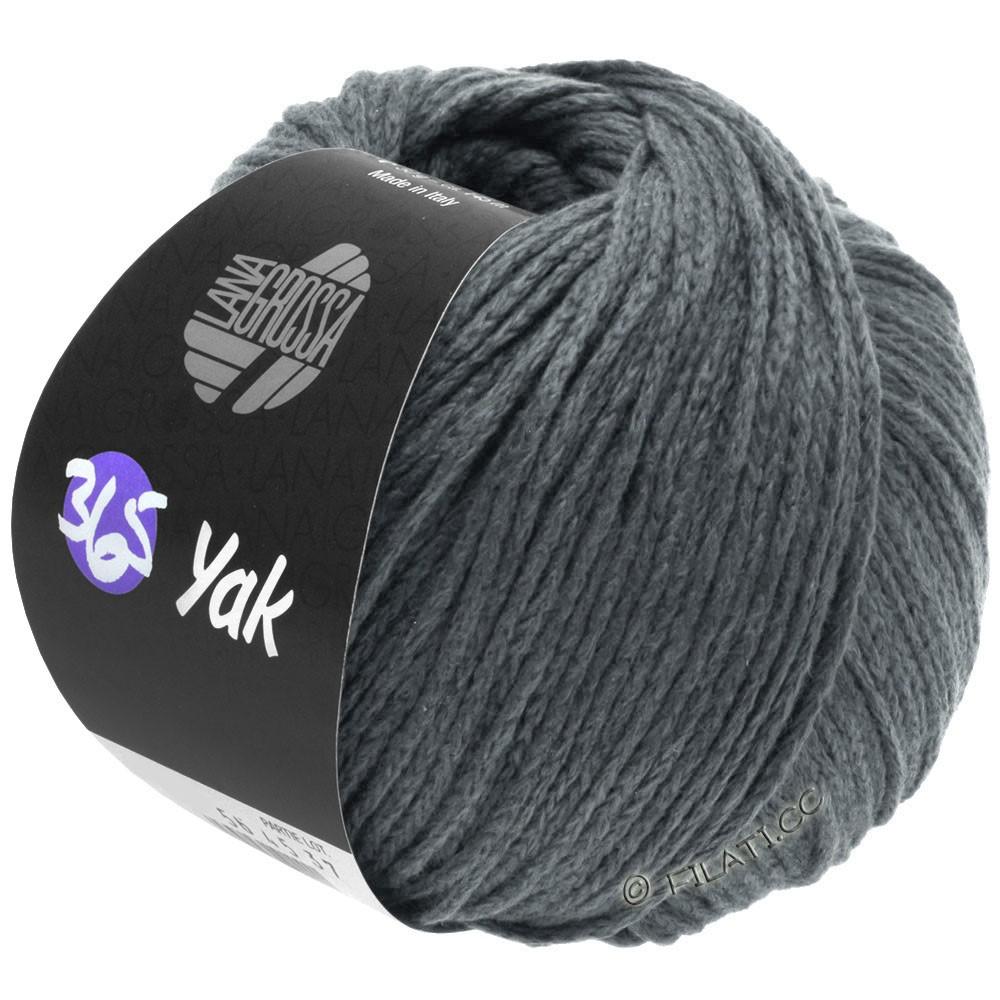 Lana Grossa 365 YAK | 23-dark gray