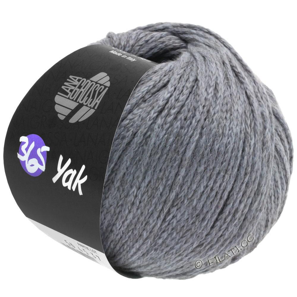 Lana Grossa 365 YAK | 33-smoke gray