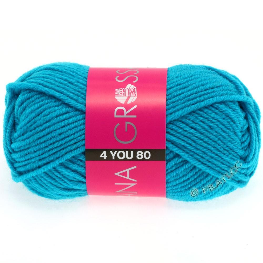 Lana Grossa NEON-4YOU 80 | 803-turquoise