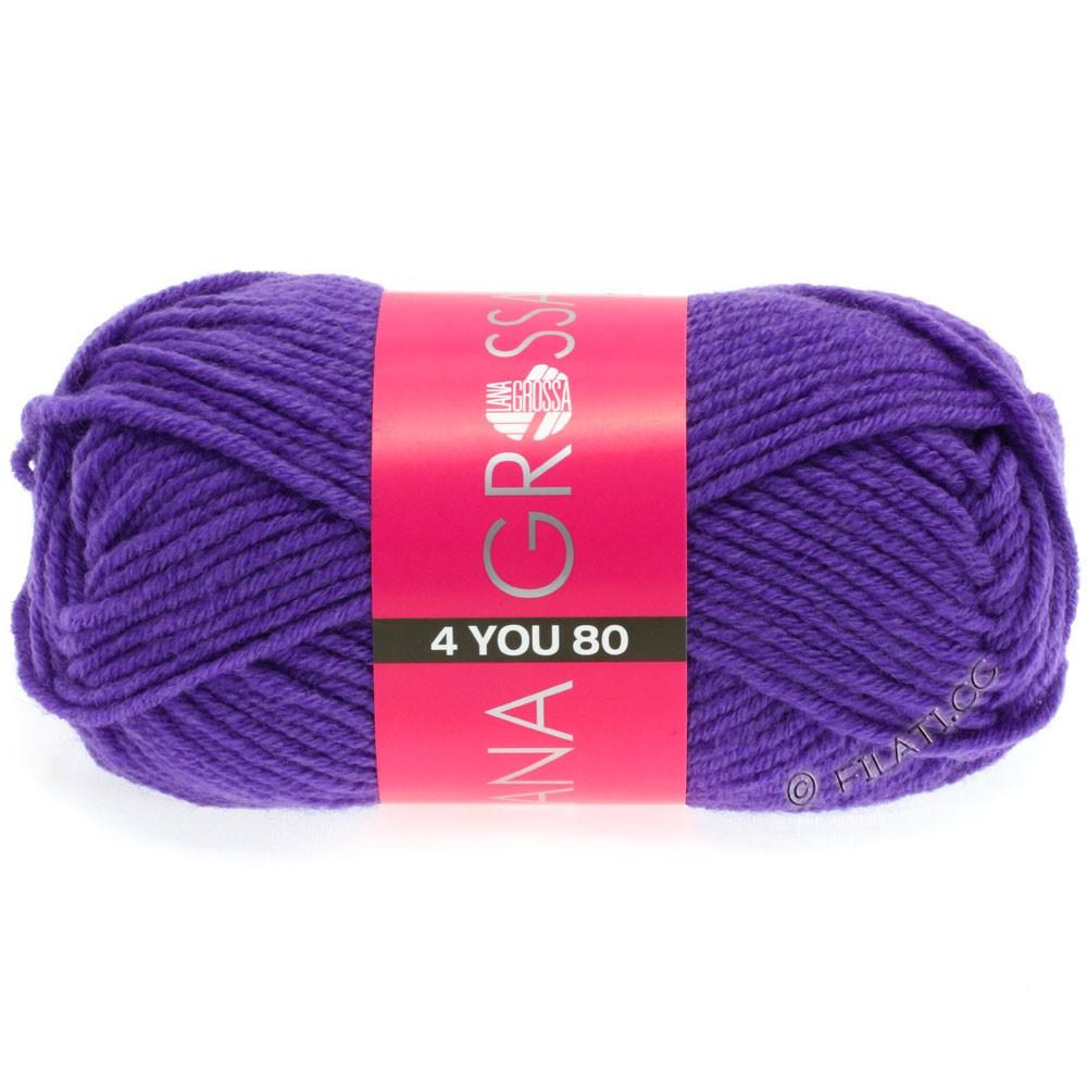 Lana Grossa NEON-4YOU 80 | 809-purple