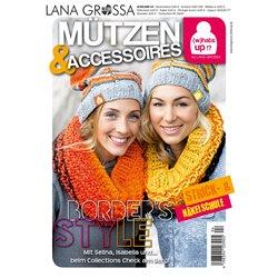 Lana Grossa FILATI Mützen & Accessoires No. 4 - German edition