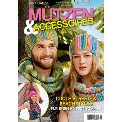 Lana Grossa FILATI Mützen & Accessoires No. 6 - German Edition