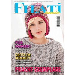 Lana Grossa FILATI Handstrick No. 57 - German Edition
